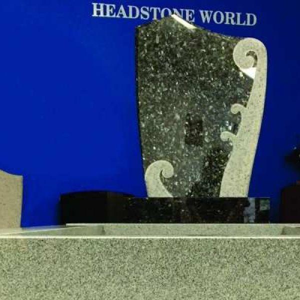 Four Wall Stone & Plinth Set